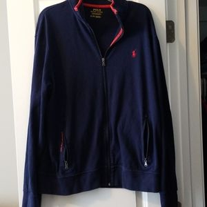 Polo Zip-Up Jacket